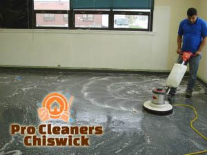 Floor Polishing W4